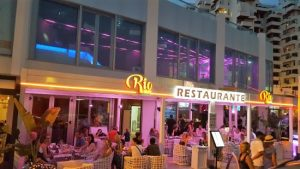 rio bar west end strip ibiza