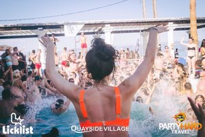 Welcome to the Jungle Pool Party Event in Ayia Napa