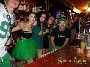shenanigans irish bar ibiza west end