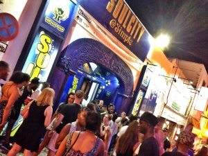 soul city bar in ibiza west end